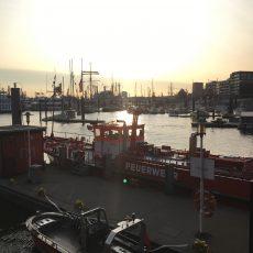 Große Hafenrundfahrt